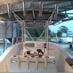 center console boat