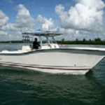 Center Console Fishing Catamarans