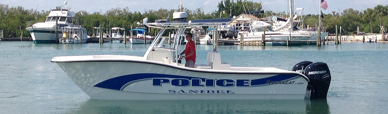 Commercial AmeraCat Boats- Law Enforcement, Towing, Rescue and Pilot Custom Catamarans.