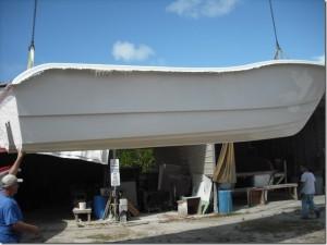 power catamaran fishing boat